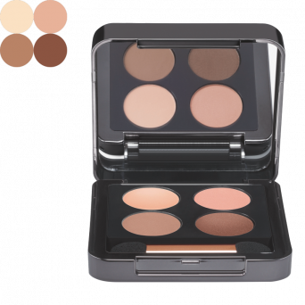 BABOR AGE ID Eye Shadow Quattro 01 Warm