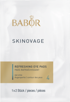BABOR SKINOVAGE Refreshing Eye Pads